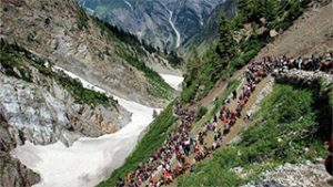 amarnath yatra with Kashmir tour