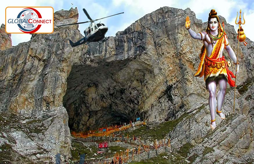 Amarnath Yatra Package 3 Night 4 Days